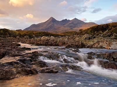 Photograph - Sgurr Nan Gillean by Stephen Taylor