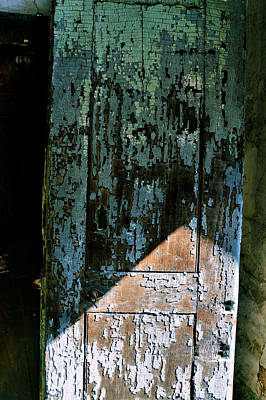 Photograph - Shaded Door  by JAMART Photography