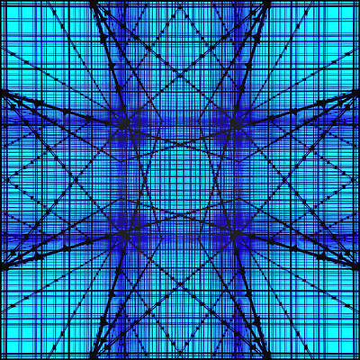 Wire Digital Art - Shades 12 by Mike McGlothlen
