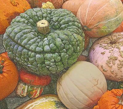 Photograph - Shades Of Autumn by Suzy Piatt