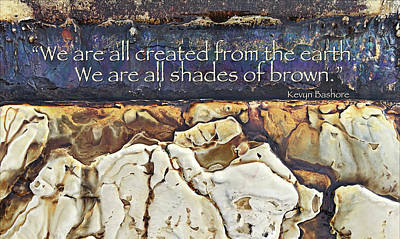 Digital Art - Shades Of Brown by Kevyn Bashore
