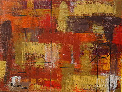 Painting - Shades Of Fall by Jimmy Clark