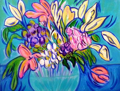 Painting - Shades Of Summer by Nikki Dalton