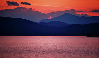Photograph - Shades Of Sunset by Todd Rojecki