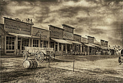Photograph - Shades Of Wild West by Hanny Heim