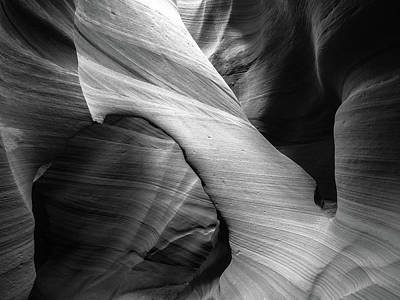Photograph - Shadow Arch by Paki O'Meara