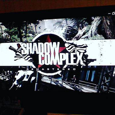 Cyberpunk Wall Art - Photograph - shadow Complex Is Free This Month by XPUNKWOLFMANX Jeff Padget