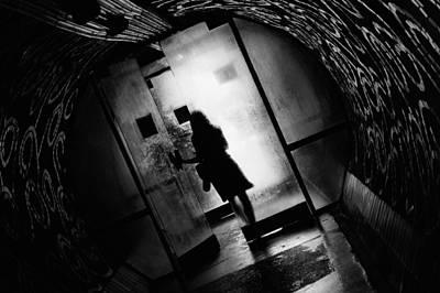 Shadow Girl Original by Denis Taraskin