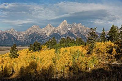 Photograph - Shadow Mountain Sunshine by Kathleen Bishop