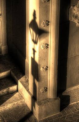 Photograph - Shadow Of Light by Greg and Chrystal Mimbs