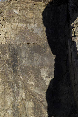 Photograph - Shadow On The Stone by Zeljko Dozet