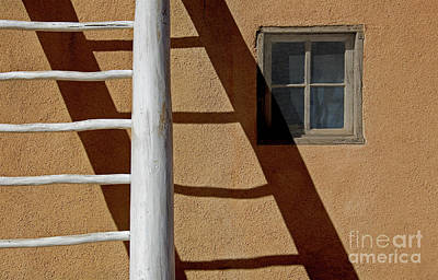 Acoma Photograph - Shadowed by Glennis Siverson