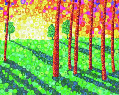 Digital Art - Shadowlands by Jennifer Allison