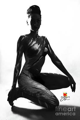 Photograph - Shadows by Afrodita Ellerman