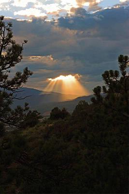 Photograph - Shadows and Light by Bob Novotney