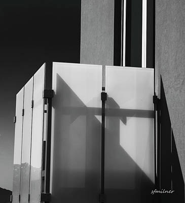 Photograph - Shadows Edge by Steven Milner