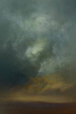Abstract Landscape Royalty-Free and Rights-Managed Images - Shadows In The Dust by Lonnie Christopher