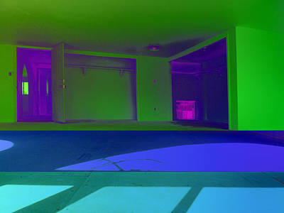 Photograph - Shadows In The Room by David Pantuso