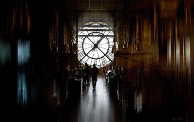 Photograph - Shadows In Time by John Rivera