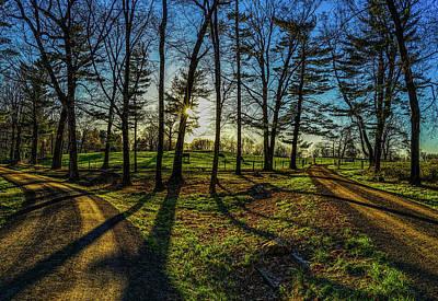 Photograph - Shadows  by Jeffrey Friedkin