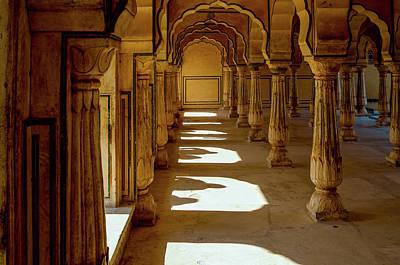 Photograph - Shadows by M G Whittingham