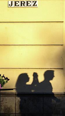 Photograph - Shadows Of Jerez by Andrea Mazzocchetti