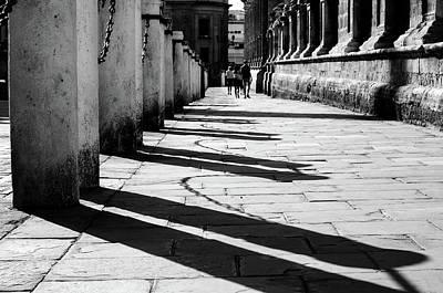 Photograph - Shadows Of Seville by Andrea Mazzocchetti