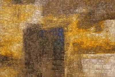 Digital Art - Shadows by Rafael Salazar
