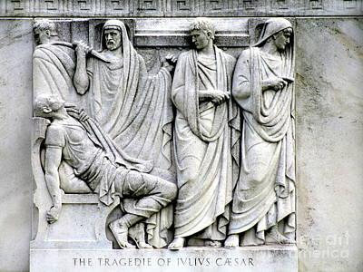 Shakespeares Julius Caesar Art Print