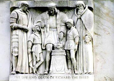 Shakespeares Richard The Third Art Print