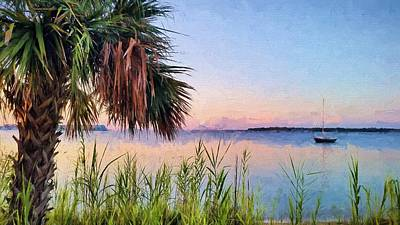 Photograph - Shalimar Florida by JC Findley