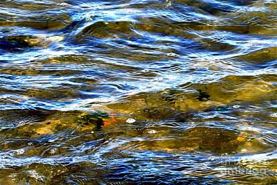 Digital Art - Shallow Water by Dale   Ford