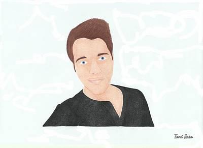 Shane Dawson Art Print