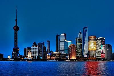 Photograph - Shanghai  by Michael Damiani
