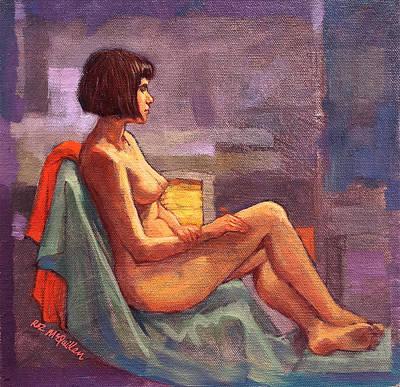 Shani Art Print