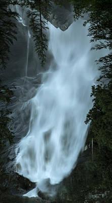 Photograph - Shannon Falls by Elvira Butler