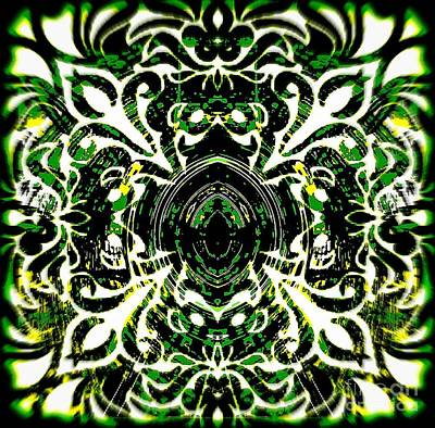 Shape Away To The Green Water Original by Swedish Attitude Design