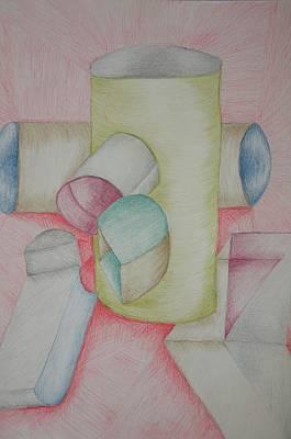 Shaped Original by Marian Fordyce