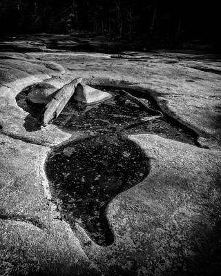 Photograph - Shapes And Shadows by Alan Raasch