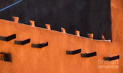 Photograph - Shapes And Shadows by Jon Burch Photography