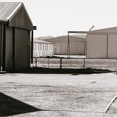 Photograph - Shapes And Shadows by Linda Lees