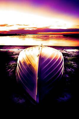 Photograph - Shapes At Dawn by Debra and Dave Vanderlaan