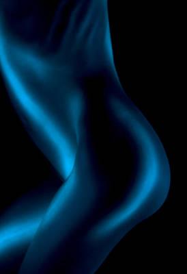 Female Body Photograph - Shapes  by Sergio Bondioni