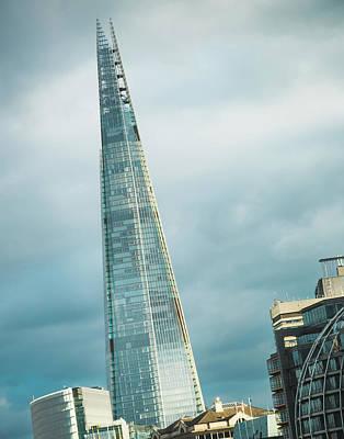 Photograph - Shard London by Sonja Quintero