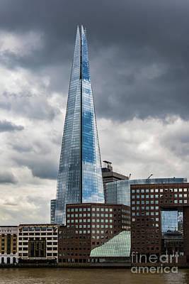 Photograph - Shard Number 1 by Howard Ferrier
