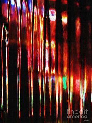 Photograph - Shards Of Light by Sarah Loft