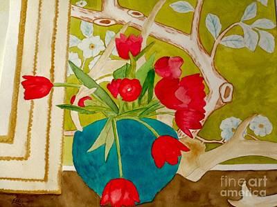 Sharing The Limelight Original by Eileen Tascioglu