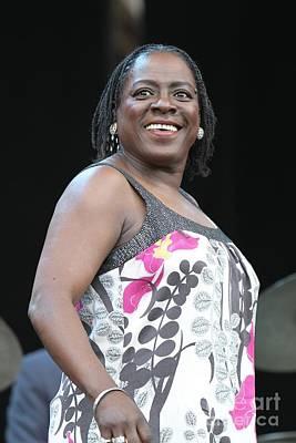Dap Photograph - Sharon Jones And The Dap Kings by Concert Photos