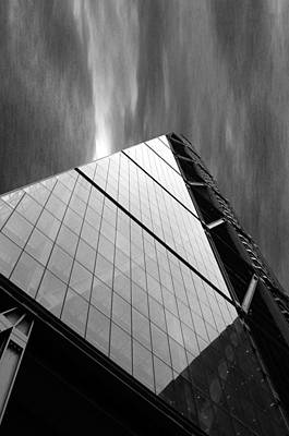 Canary Photograph - Sharp Angles by Martin Newman