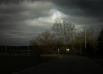 Photograph - Sharp Left by Cynthia Lassiter